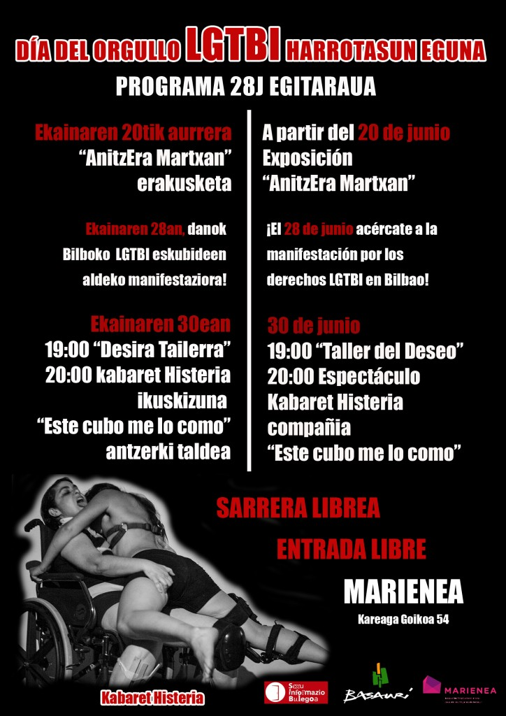 CARTEL ANITZERA 28J